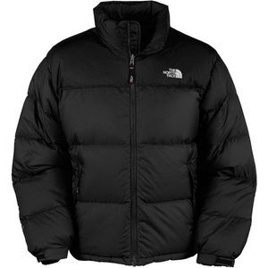 North Face Nuptse Goose Down Puffer Jacket
